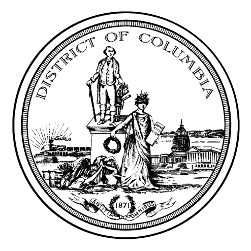 The Council of the District of Columbia Logo