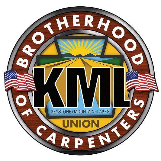 Keystone Mountain Lakes Regional Council of Carpenters Logo