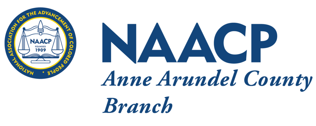 NAACP Anne Arundel County Branch Logo