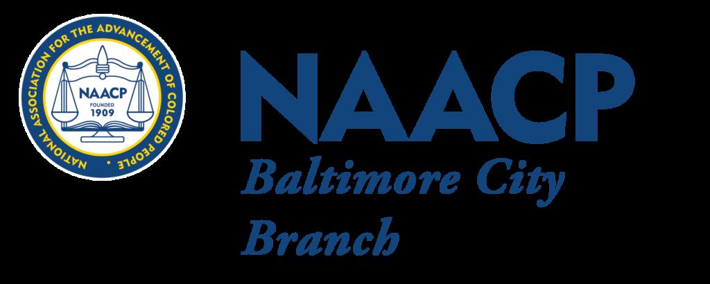 NAACP Baltimore City Branch Logo