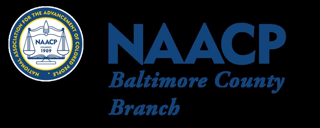NAACP Baltimore County Branch Logo