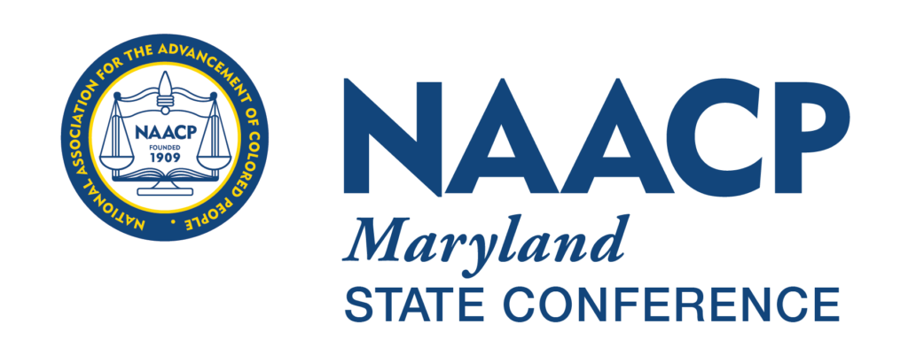 NAACP Maryland State Conference Logo