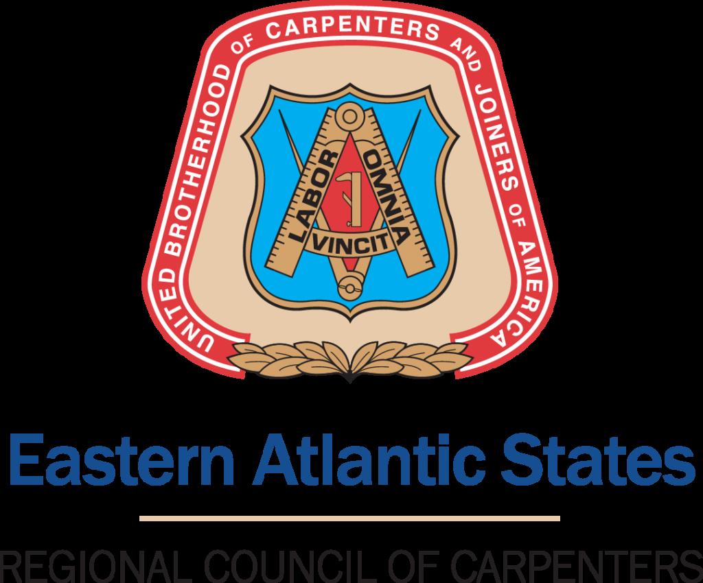 Eastern Atlantic States Regional Council of Carpenters logo